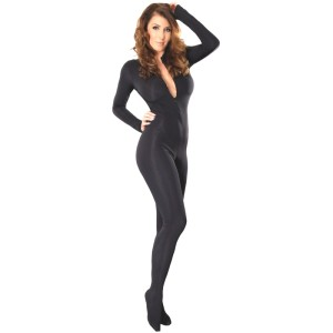ledapol 3109 sexet stretch catsuit - stoffer overalls