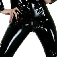ledapol 1017 vinyl catsuit - lak overall fetish