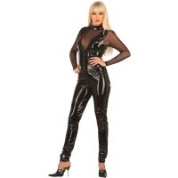 ledapol 1019 vinyl catsuit - lak overall fetish
