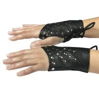 ledapol 102 læder handsker - dame handsker