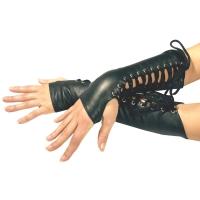 ledapol 102c læder handsker - dame handsker