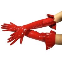 ledapol 1062 vinyl handsker - lak handsker fetish