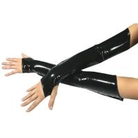 ledapol 1091 vinyl handsker - lak handsker fetish
