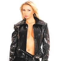 ledapol 1272 vinyl jakker - lak jakker fetish