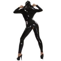 ledapol 1516 vinyl catsuit - lak overall fetish