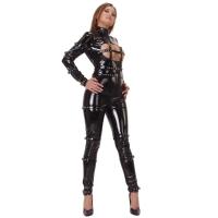 ledapol 1548 vinyl catsuit - lak overall fetish