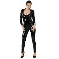 ledapol 1604 vinyl catsuit - lak overall fetish