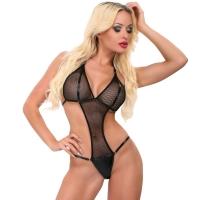 ledapol 1857 netbody - dame bodysuit - sexet lingeri