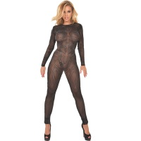 ledapol 2298 stretch latex overall - 3D-printet latex catsuit