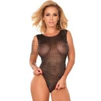 ledapol 2304 latex bodysuit - 3D-printet latex mesh body