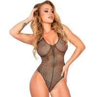 ledapol 2990 latex bodysuit - 3D-printet latex mesh body