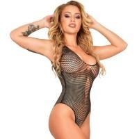 ledapol 2991 latex bodysuit - 3D-printet latex mesh body