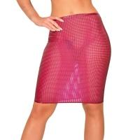 ledapol 2994 latex mini nederdel - 3D-printet latex kort nederdel