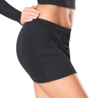 ledapol 3071 sexet stretch mini nederdel - stoffer dame nederdel