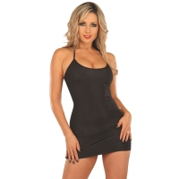 ledapol 3073 stretch kjole - stoffer mini kjoler - sexet kjole