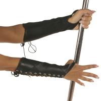 ledapol 5522 læder handsker - dame handsker