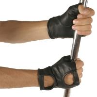 ledapol 5551 læder handsker - dame handsker