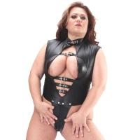 ledapol 5592 læder body - dame body