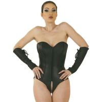 ledapol 5606 læder body - dame body