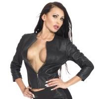 ledapol 5812 læder jakker - dame jakker