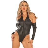 ledapol 749 læder body - dame body